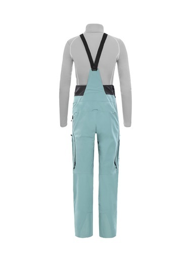 The North Face Kadın Pantolon A-Cad Bib Nf0A3M1Og401 Yeşil